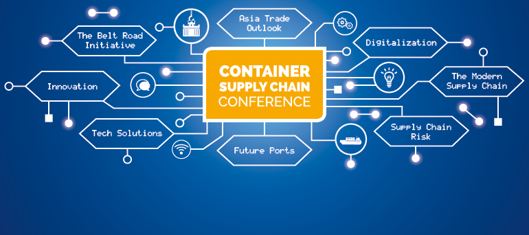 container supply chain conference asia